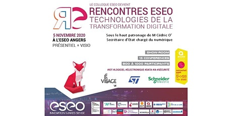 Rencontres ESEO: Techno transformation digitale & électronique- PARTICIPANT billets