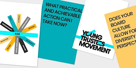 Young Trustees Movement Champion Training tickets
