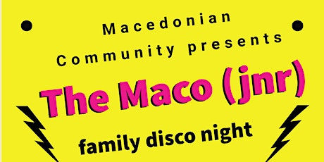 The Maco (jnr) tickets