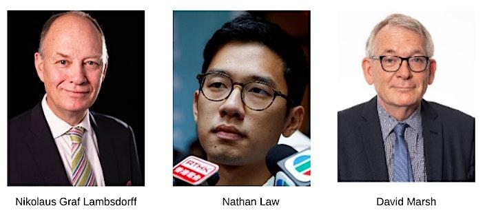 Future Scenarios for Hong Kong: Consequences of the Security Law: Bild