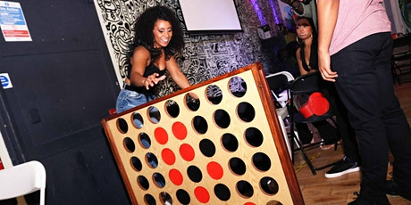 TURN UP SHOREDITCH - Shoreditch Games Night tickets