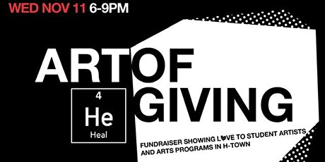 Art of Giving tickets