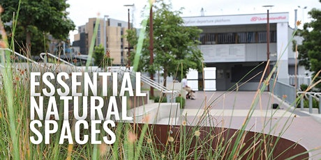 BOH DESIGN TALKS Essential natural spaces, landscape design trends (online) tickets