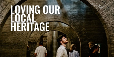 BOH DESIGN TALKS Loving our local heritage (online or in person) tickets