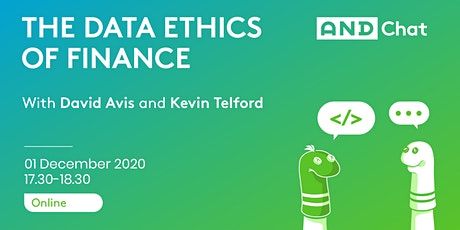 The Data Ethics Of Finance tickets