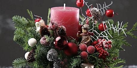 DIY Holiday Centrepiece tickets