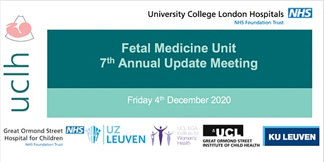 UCLH Fetal Medicine Unit Annual Update Day tickets