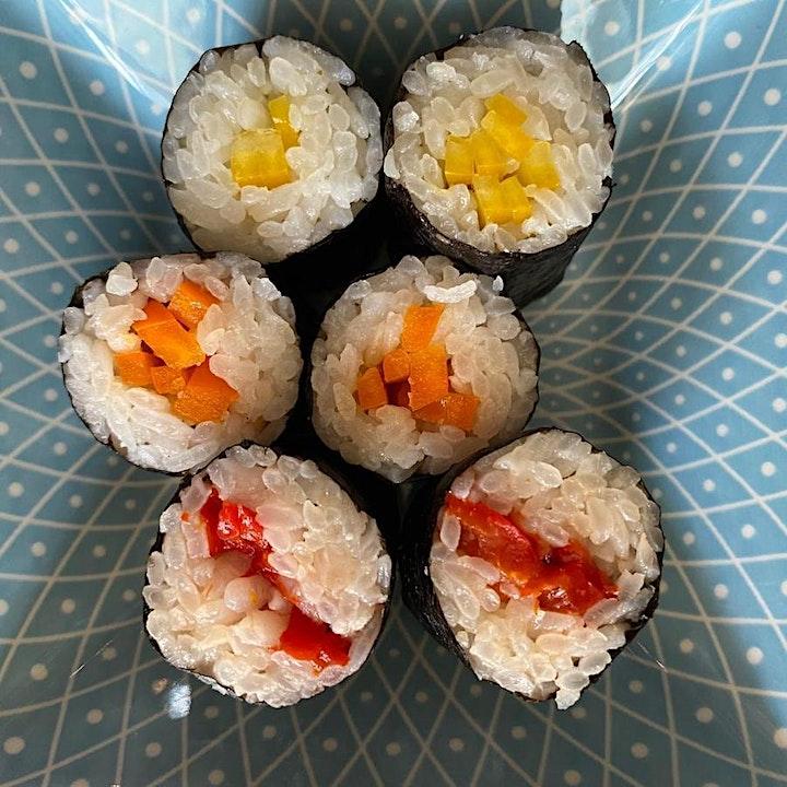 Homemade Sushi-Making Class image