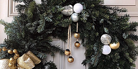 DIY Holiday Wreath tickets