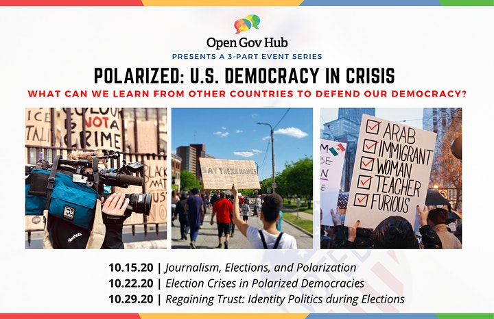 Journalism, Elections, and Polarization image