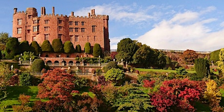 Timed entry to Powis Castle and Garden (19 Oct - 23 Oct) tickets