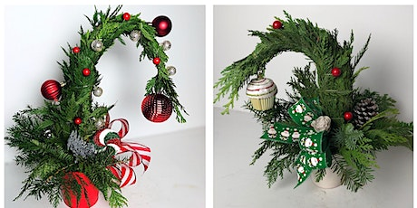 DIY Grinch Tree tickets