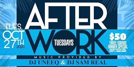 Tuesday After Work @ The Alamo Sports Bar tickets