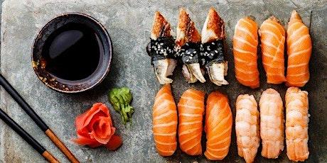 Homemade Sushi-Making Class with Shima Shimizu tickets