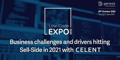 genesis Low-Code Expo | October 28th tickets
