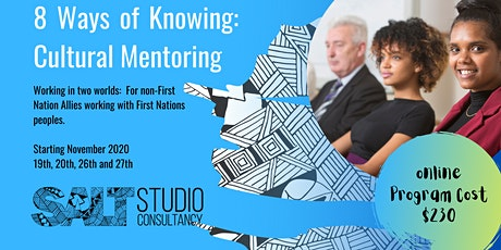8 Ways of Knowing: Cultural Mentoring tickets