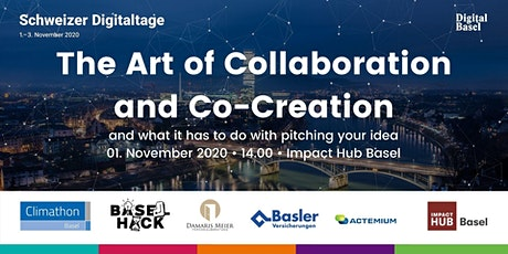 The Art of Collaboration and Co-Creation Tickets