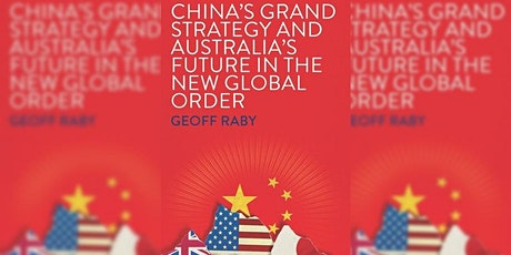 In Conversation with Geoff Raby tickets