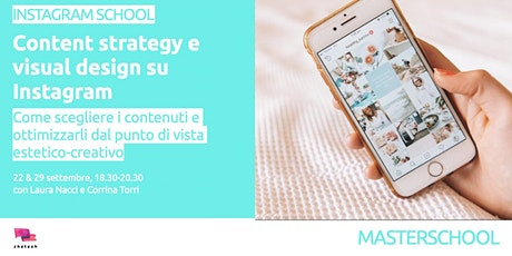 CONTENT STRATEGY & VISUAL DESIGN SU IG
