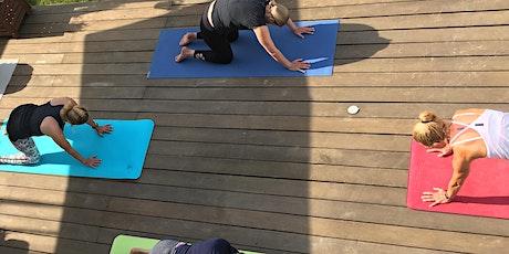 Yoga montags um 7:30 Uhr Tickets
