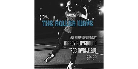 The Roller Wave: Outdoor Pop-Up Marcy Playground tickets