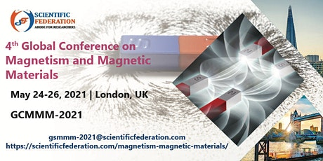 Magnetism and Magnetic Materials tickets