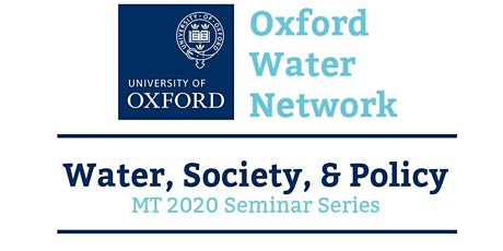 Water for Food Security, Nutrition, and Social Justice tickets