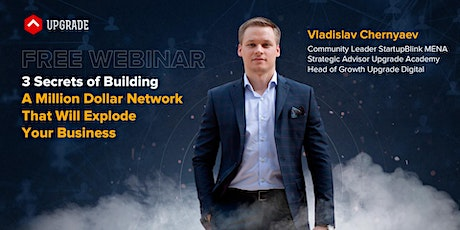 3 Secrets of Building A Million $ Network That Will Explode Your Business entradas