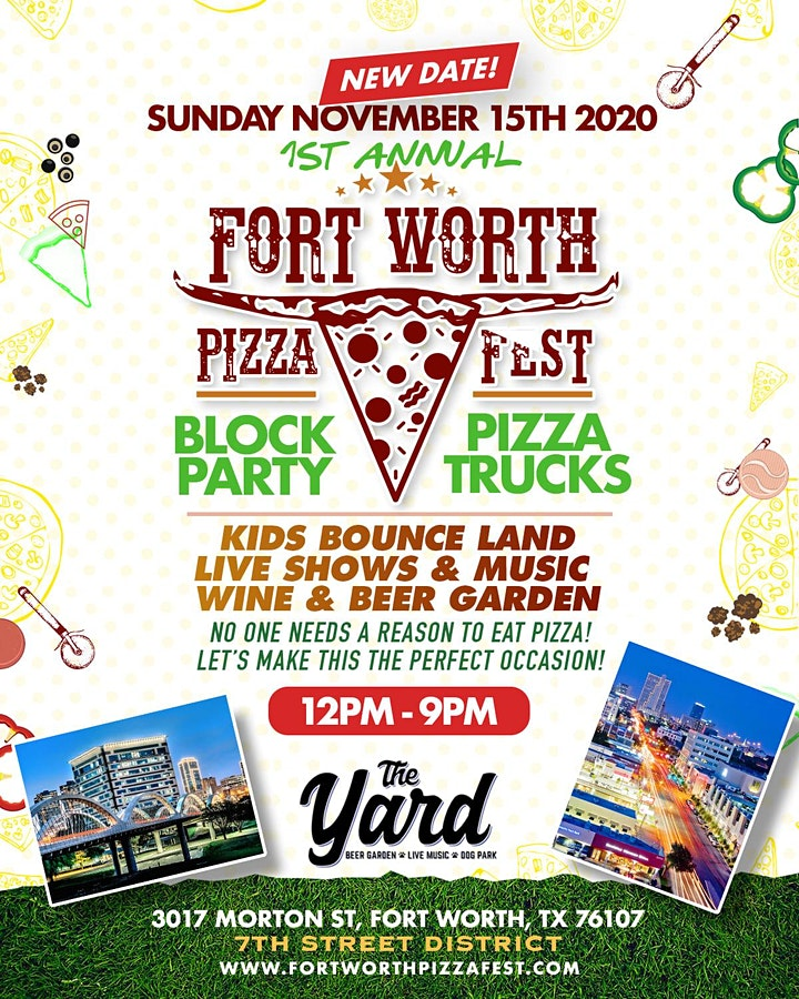 Fort Worth Pizza Fest 2020 image