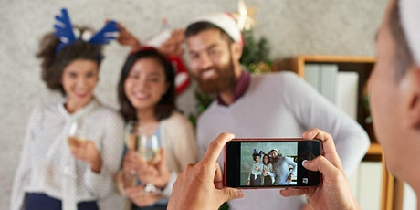 Decorcafe Xmas:  Record & Send a Special Video Message for Your Loved Ones tickets