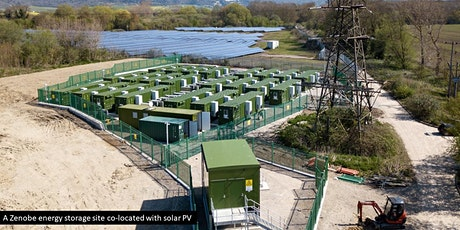 Solar and Energy Storage Update for Landowners tickets
