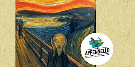 Sirolo (AN): Pittura da urlo, un aperitivo Appennello tickets