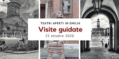 Visite guidate in città per Teatri  Aperti in Emilia biglietti