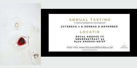 Annual Tasting 2020 Tickets