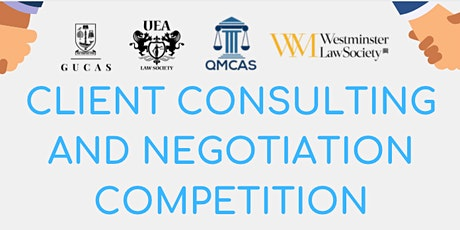 QMCAS - Client Consulting and Negotiation Competition tickets