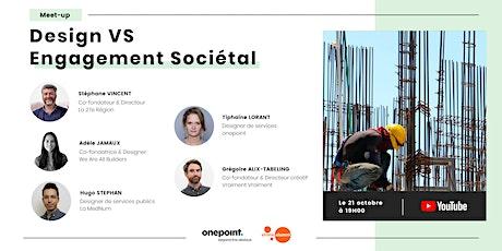 Design VS Engagement Sociétal billets