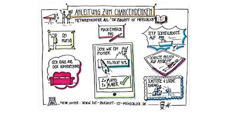 """Methoden und Tools zum """"CHANCENDENKEN"""" - mit Andera Gadeib Tickets"""