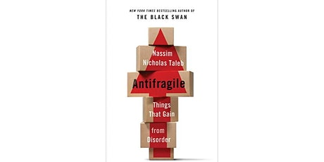 Book Review & Discussion : Antifragile tickets