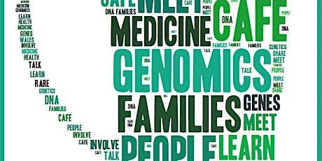 Virtual Public Genomics Cafe tickets