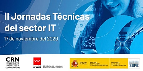 II Jornadas Técnicas del Sector IT 2020 tickets