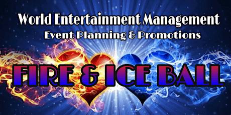 FIRE & ICE Semi Formal Ball tickets