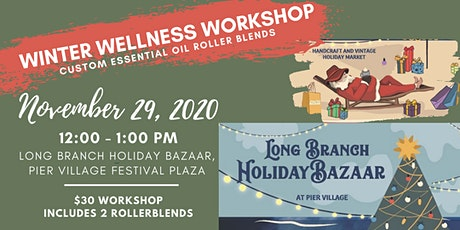 Winter Wellness Workshop: Essential Oil Roller Blends tickets