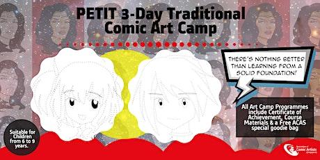 November 3-Day PETIT Holiday Comic Art Camp tickets