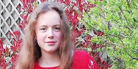 Lunchtime Recital Series - Clara Sherratt (piano) tickets