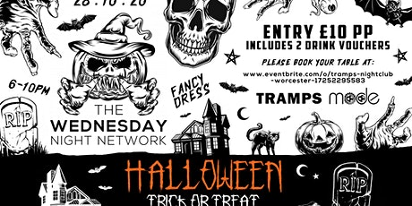 The Wednesday Night Network - Halloween Trick or Treat