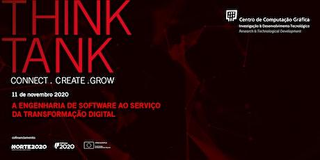 A Engenharia de software ao serviço da Transformação Digital bilhetes