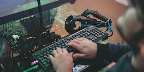 Games Programming + Game Art - Online Tag der offenen Tür tickets