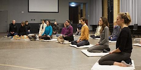 Angeleitete Zen-Meditation im bUm Berlin Tickets