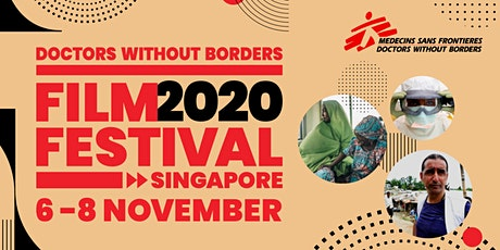 Doctors Without Borders Film Festival (Singapore) - Diaries from the Field tickets