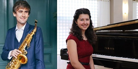 Lunchtime concert: Jonathan Radford (saxophone), Eleanor Kornas (piano) tickets